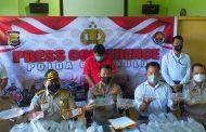 Ungkap Penyelundupan Benur Lobster, Polda Bengkulu Selamat Uang Negara Rp.2,25 Milyar