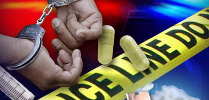 Terlibat Narkoba, Pedagang Pasar Ditangkap Polisi