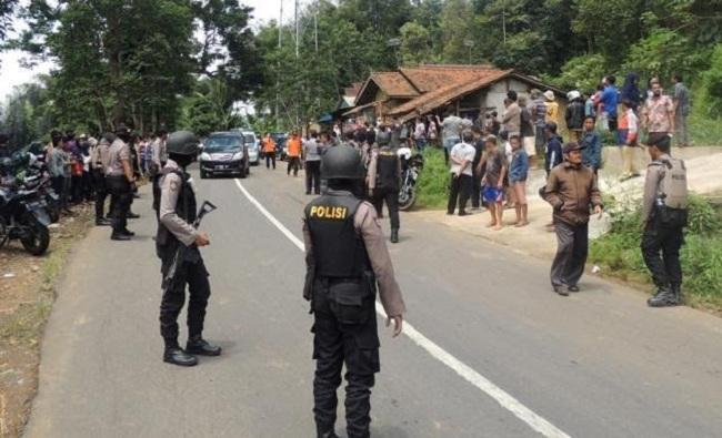 Densus 88 Tangkap, Terduga Teroris di Majalengka
