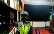 Hingga 24 Mei Pospam Giri Mulya Tetap Aktif Imbau Masyarakat Perbatasan BU-Lebong Untuk Patuhi Prokes Covid-19