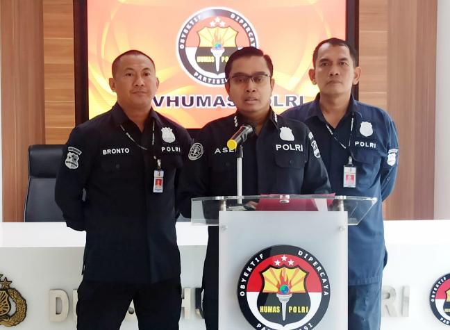 Tindaklanjuti Penyebaran Hoaks Virus Corona, Polri Lakukan Patroli Siber