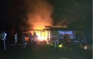 Ditinggal 2 Hari, Rumah Beserta Isi Terbakar di Pondok Suguh