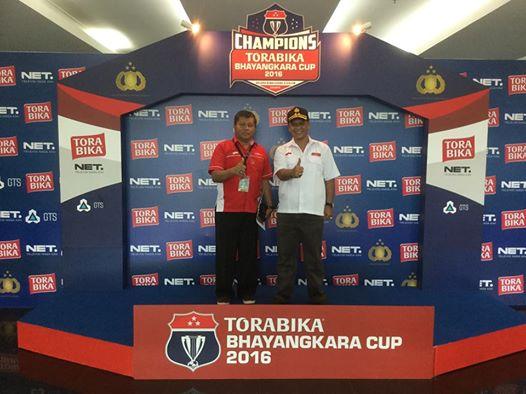 Presiden Hadiri Final Bhayangkara Cup