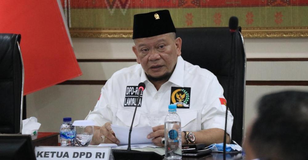 Hari Bhayangkara Ke-75, Ketua DPD RI Harap Polri Semakin Humanis Mengabdi Kepada Rakyat