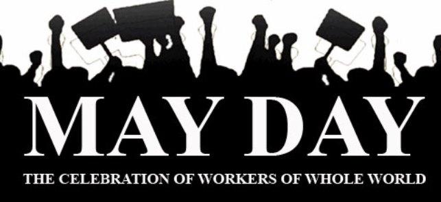 May Day, Polri Siaga!