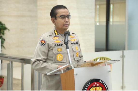 Polri  Ungkap 99 Kasus Hoaks Selama Pandemi Covid-19 di Indonesia
