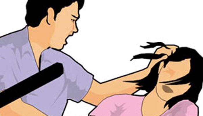 Tak Terima Korban KDRT,Ibu Muda Laporkan Suaminya