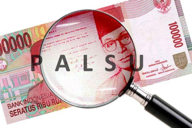 Polisi Kantongi Identitas Pemalsu Uang
