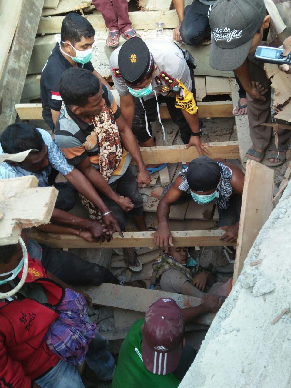 Gempa Aceh 94 Orang Meninggal Dunia