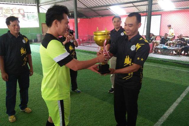 Polres Gelar Kembali Turnamen Futsal Kapolres Bengkulu Selatan Cup II