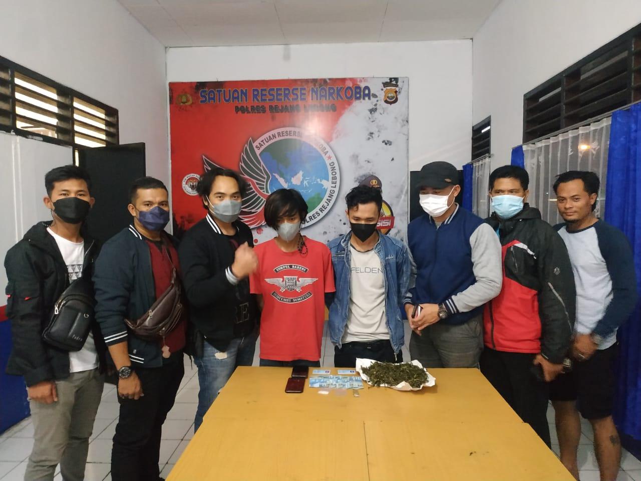 Tempo Semalam, Tiga Penyalahguna Narkoba Ditangkap Polres RL