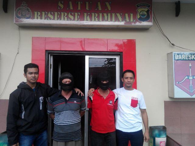 Terlibat Penculikan, Oknum PNS Di Ciduk Polisi