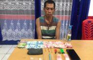 Edar Sabu, Warga PUT Ditangkap Polisi