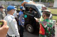 Percepat Penanggulangan Covid 19, Pos Penyekatan RL – Linggau Putar Balik 4 Kendaraan