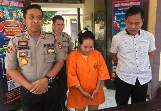 Pukul Teman Sendiri, Seorang Janda Ditangkap Polisi