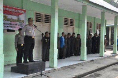 Membangun Sinergitas Polri – TNI & Masyarakat