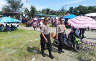 H+3 Kapolda Bengkulu Cek Pos Pelayanan Pantai Jakat