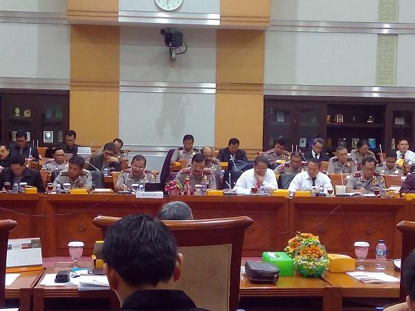 Komisi III DPR RI Apresiasi Penanganan Terorisme oleh Polri