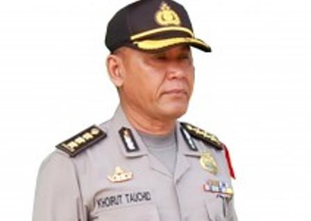 Seleksi Rim Brigadir Penyidik Pembantu Polda Bengkulu
