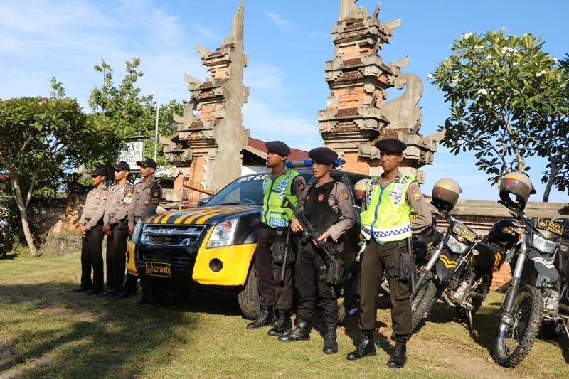 Polda  Jamin Keamanan Hari Raya Nyepi Di Bengkulu