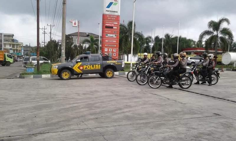 Antisipasi Premanisme, Polres BS Tingkatkan Patroli