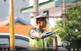 Polda Bengkulu : Fenomena pegasus Gank (selfie dijalan)