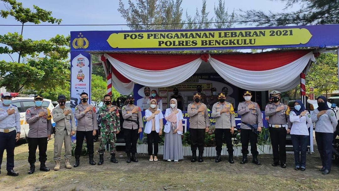 Ops Ketupat, Polda Bengkulu Turunkan Tim Asistensi ke Polres Jajaran