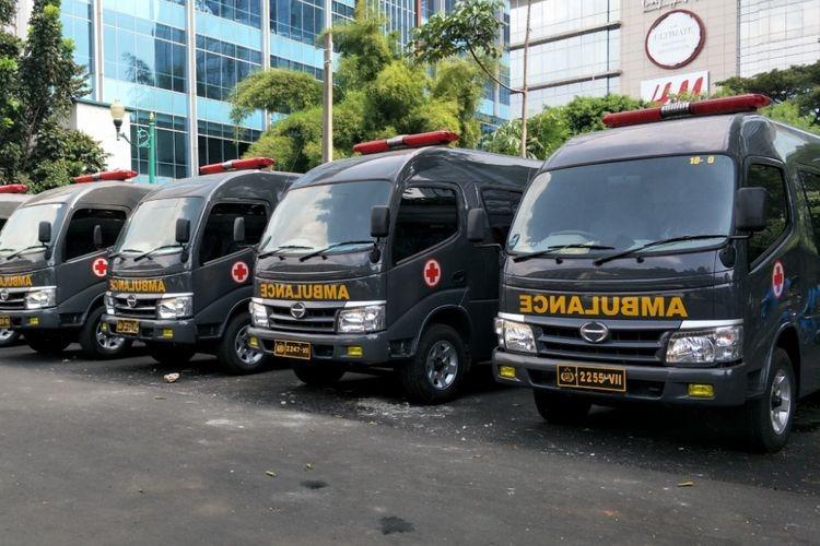 Polri Beri Bantuan Mobil Ambulan Sebagai Wujud Peningkatan Pelayanan Pada Mayarakat di Timika