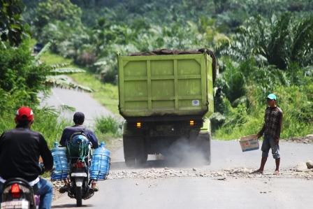 Patroli, Polisi Temukan Kelompok Pungli