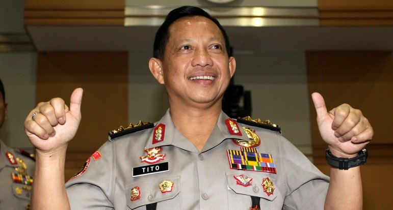 Komjen Tito Diharapkan Mampu Jaga Keharmonisan Polri-KPK