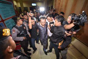 KPK OTT Ketua PN Kepahiang
