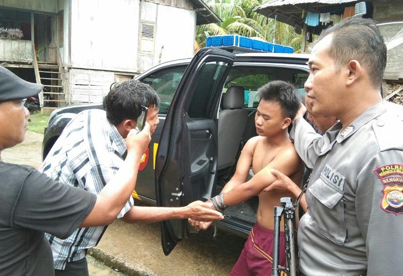 Baru Keluar Penjara, Resedivis kembali Ditangkap Polisi