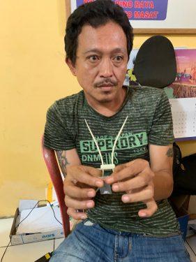 Polres BS Tangkap Pengedar Dan Pemakai Sabu