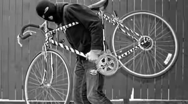 Aksi Kejar-kejaran, Warnai Penangkapan Pelaku Pencuri Sepeda