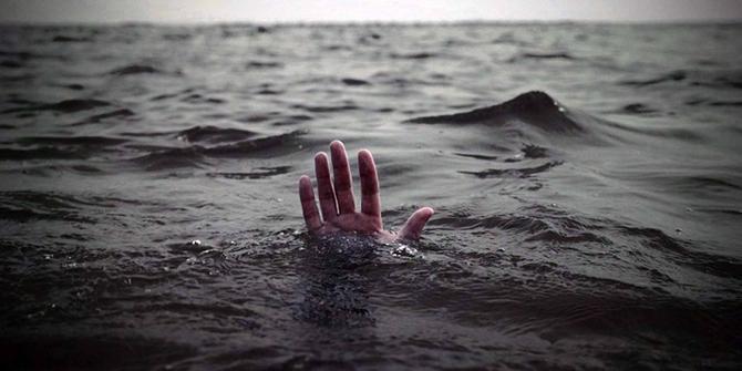Mandi di Sungai Air Dikit, Penjual Obat Herbal Tewas Tenggelam