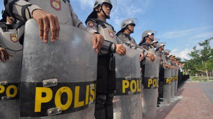Anggota Polri Gugur Saat Pengamanan Pemilu Mencapai 22 Orang
