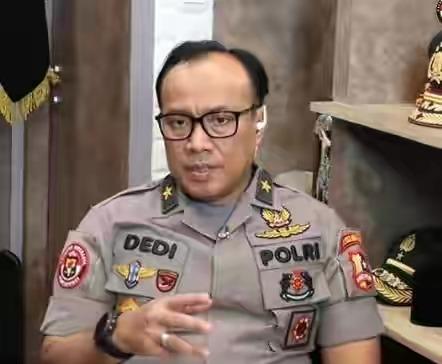 Polri: Kelompok Teroris Bekasi Incar Momentum Unjuk Rasa Pemilu di Jakarta
