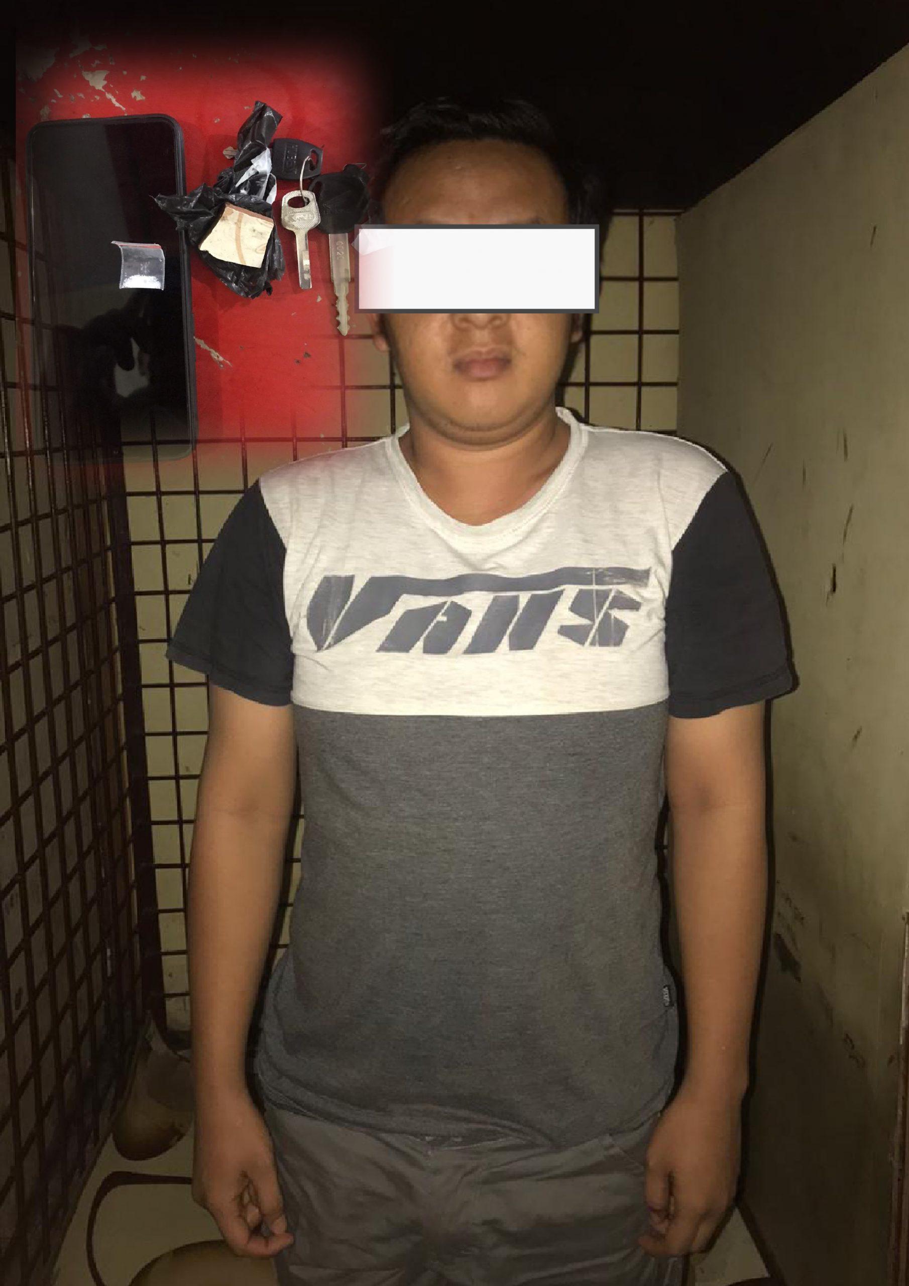 Tempo 3 Hari Empat Tersangka Penyalahgunaan Narkotika Ditangkap Polda Bengkulu