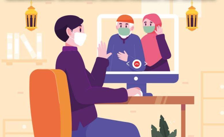 Tidak Mudik 2021, Lebaran Online Bisa Melepas Rindu