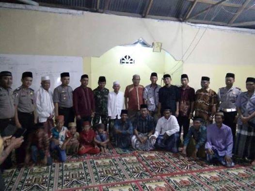 Musyawarah Desa dan Tripika Ciptakan Kesepakatan Bersama
