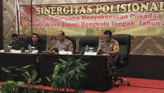 Wakapolda Bengkulu : Kami Akan Selenggarakan Pengamanan Pilkada Secara Maksimal