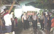 Wakapolres Bengkulu Turut Angkat Keranda, Iringi Pemakaman Jenazah Niko Adha