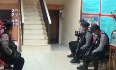 Setelah Ditangkap KPK Ketua PN Kepahiang Dibawa ke Polda Bengkulu