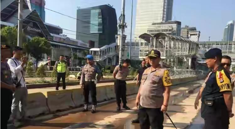 Polisi Sudah Mempersiapkan Situasi Terburuk Jelang Putusan MK